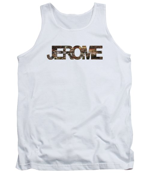 Jerome Tank Top by Priscilla Burgers