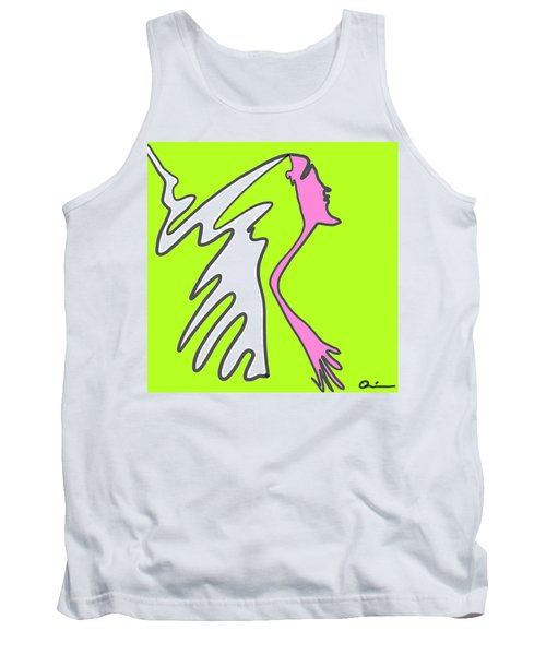 Jiggy Tank Top