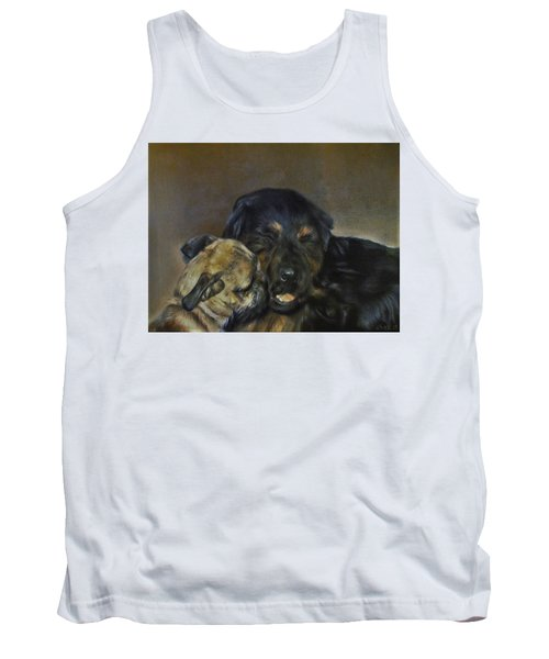 Jim And Ozzy Tank Top