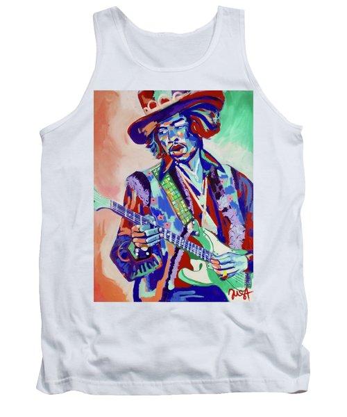 Jimi Hendrix Tank Top