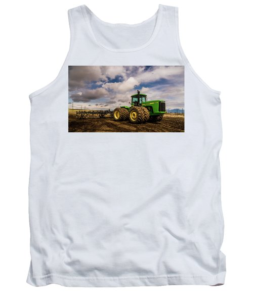 John Deere 9200 Tank Top