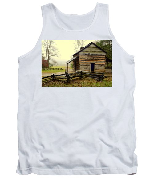 John Olivers Cabin Tank Top