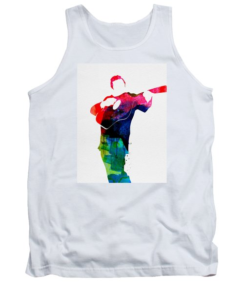 Johnny Watercolor Tank Top