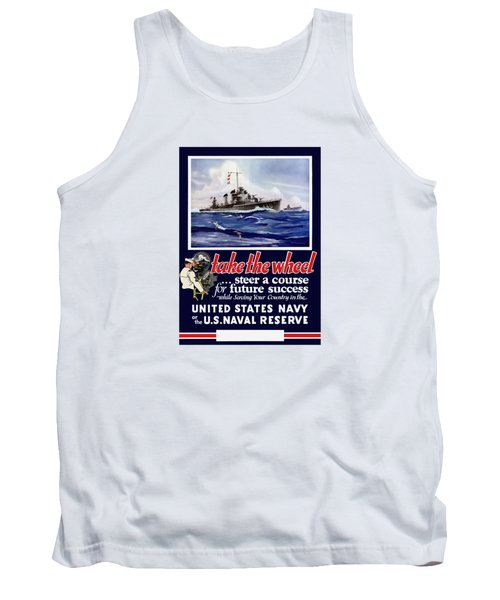 Join The Us Navy - Ww2 Tank Top