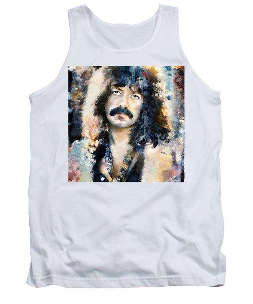 Jon Lord Deep Purple Portrait 6 Tank Top