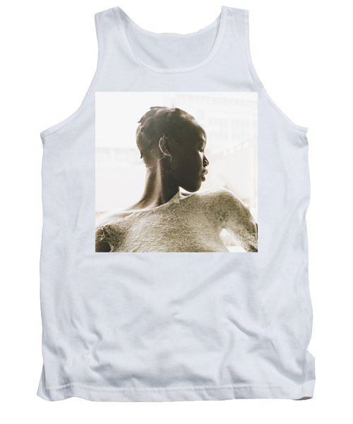 Tank Top featuring the photograph Josephine by Rebecca Harman