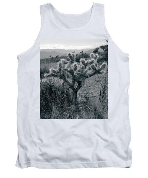 Joshua Tree Cactus Tank Top