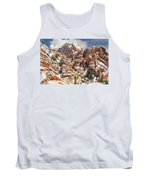 Joshua Tree National Park - Natural Monument Tank Top by Glenn McCarthy Art and Photography