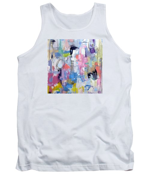 Journal Tank Top by Katie Black