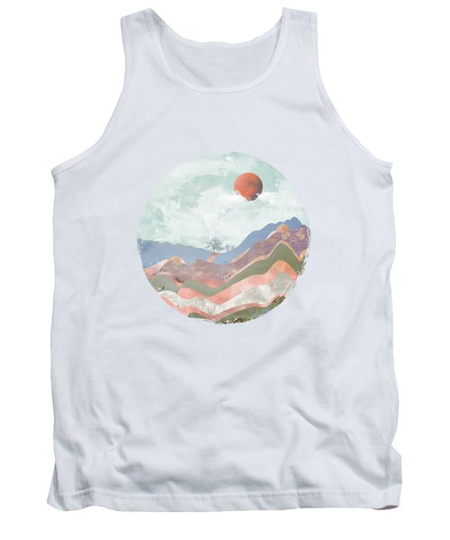 Journey To The Clouds Tank Top by Katherine Smit