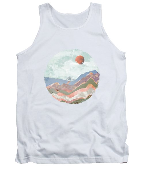 Journey To The Clouds Tank Top