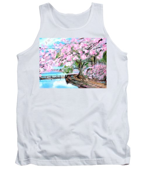 Joy Of Spring. For Sale Art Prints And Cards Tank Top