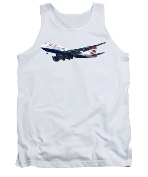 Jumbo Jet Tank Top by Roger Lighterness