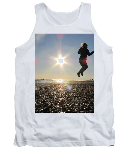 Jumping In The Sun Tank Top