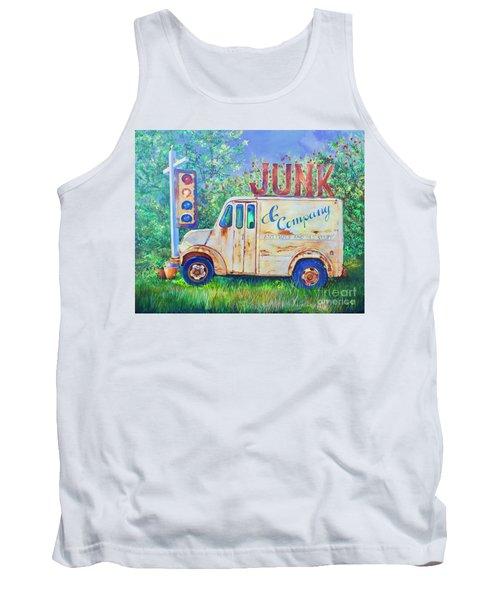 Junk Truck Tank Top