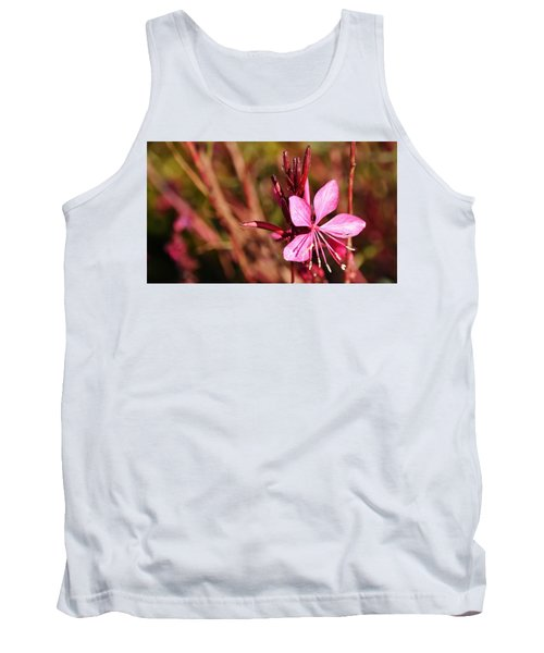 Just In Pink Tank Top
