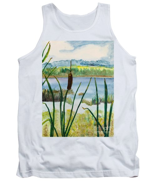 Just One Cattail Tank Top