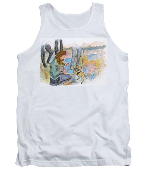 Just One More Tank Top