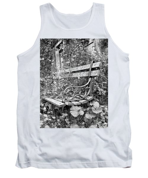 Just Yesterday Tank Top by Tom Cameron
