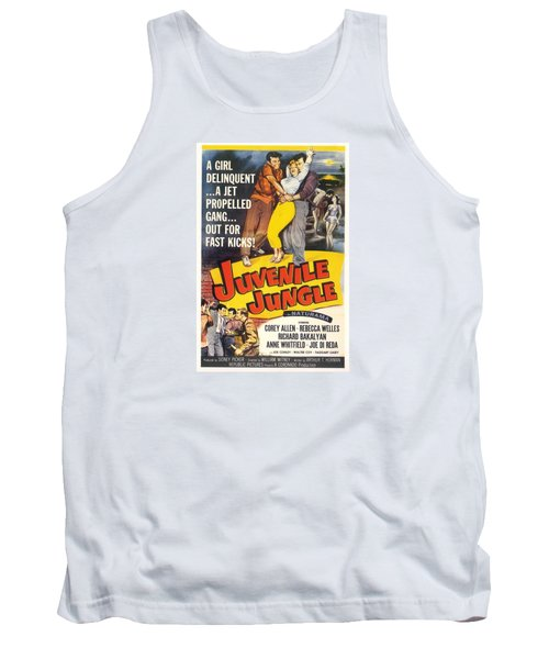 Juvenile Jungle Tank Top