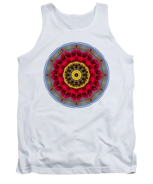 Kaleidos - Nantucket Rose01 Tank Top
