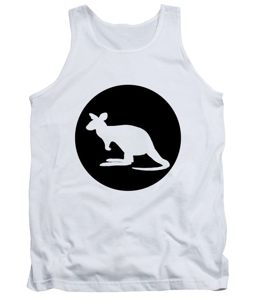 Kangaroo  Tank Top by Mordax Furittus