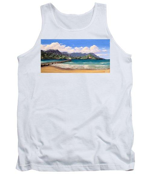 Kauai Surf Paradise Tank Top