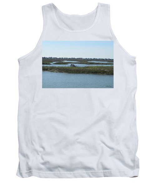 Kayakers Tank Top