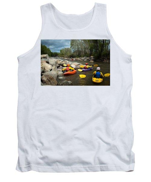 Kayaking Class Tank Top