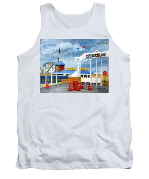 Keansburg Amusement Park Tank Top