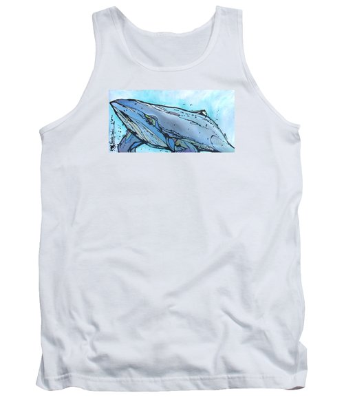 Keep Swimming Tank Top