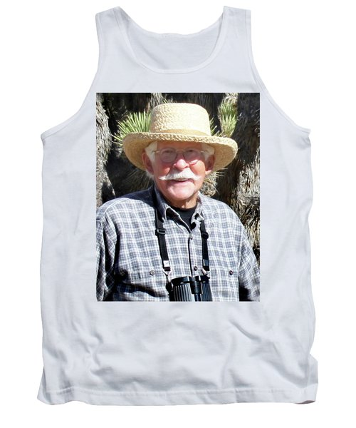 Keith Axelson Tank Top