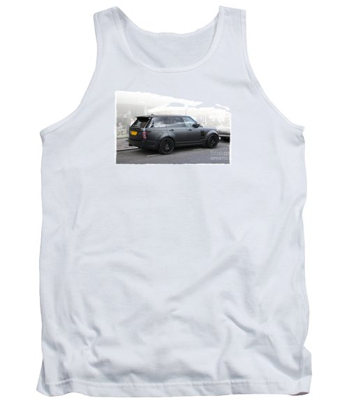 Khan Range Rover Tank Top by Roger Lighterness