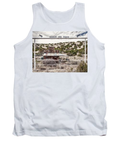 Kickin Ass Ranch Tank Top
