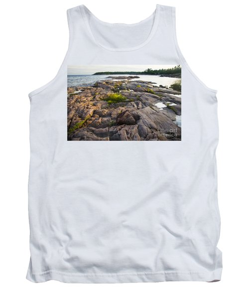 Killarney Granite Pink-4433 Tank Top