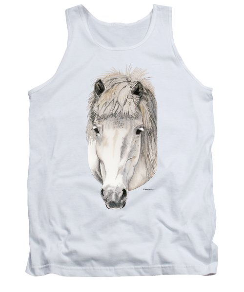 Kind Eyes Tank Top by Shari Nees