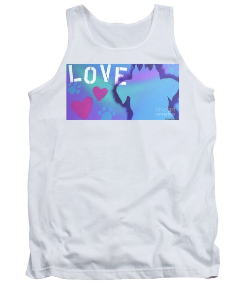 King Of My Heart Tank Top