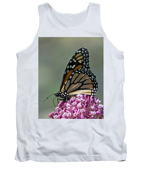 King Of The Butterflies Tank Top