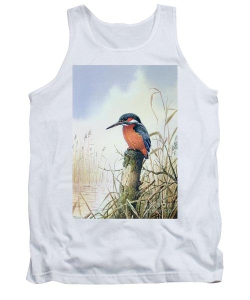Kingfisher Tank Top