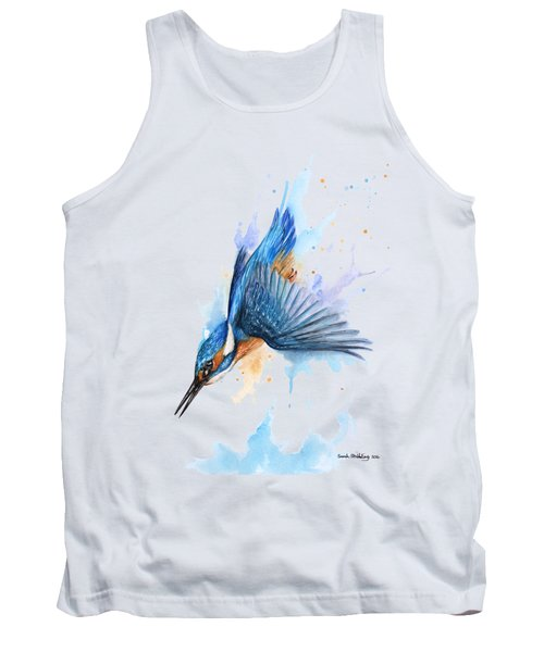 Kingfisher Diving Tank Top