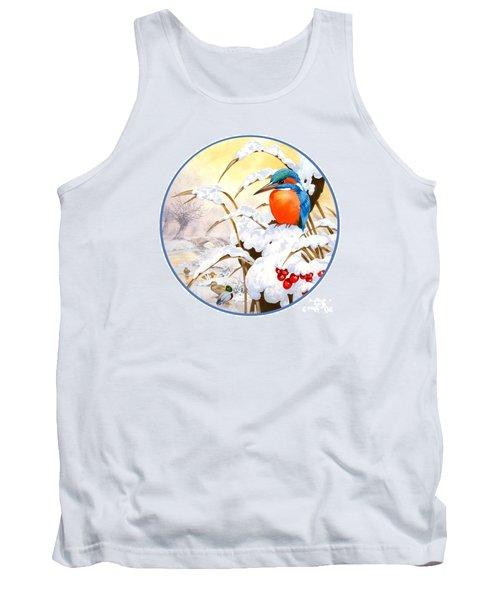 Kingfisher Plate Tank Top