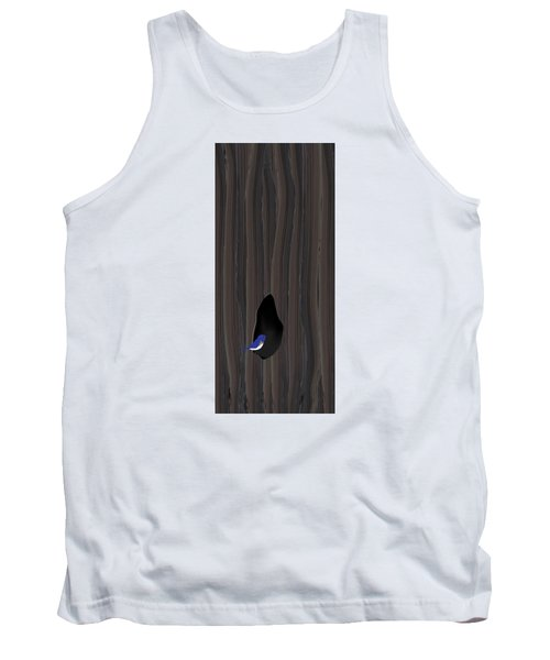 Knot Dweller Tank Top by Kevin McLaughlin