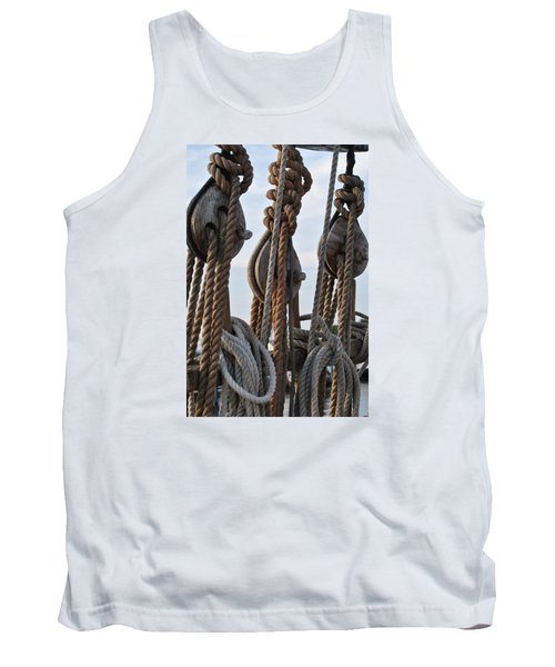 Knot Time Tank Top