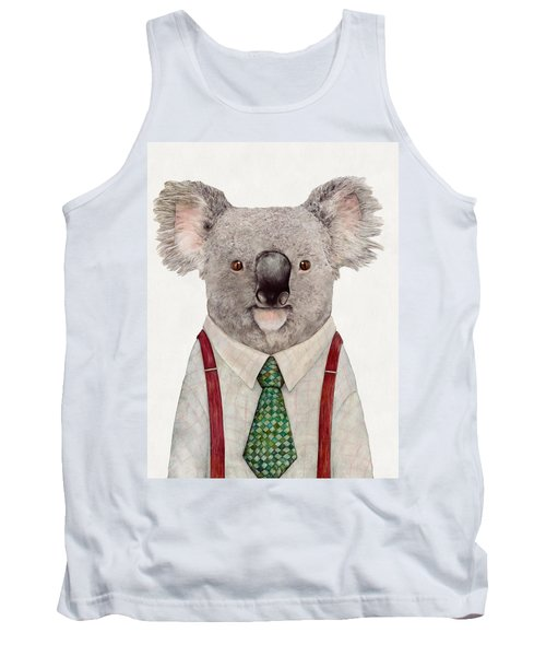Koala Tank Top by Animal Crew