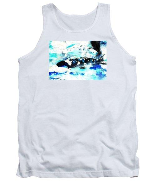 Koi Abstract 2 Tank Top