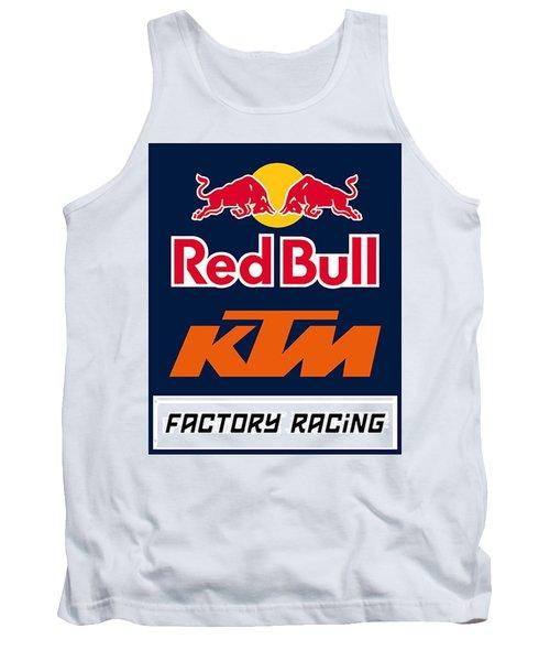 Ktm Factory Racing Tank Top