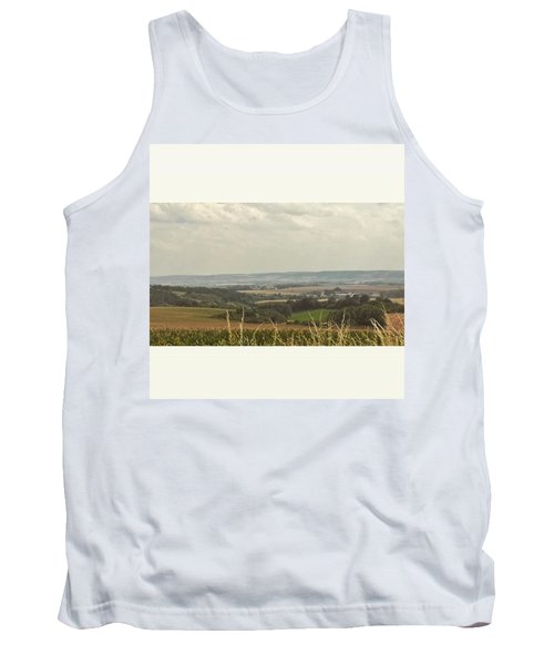 Kurz Vor #hermannsacker... #nordhausen Tank Top