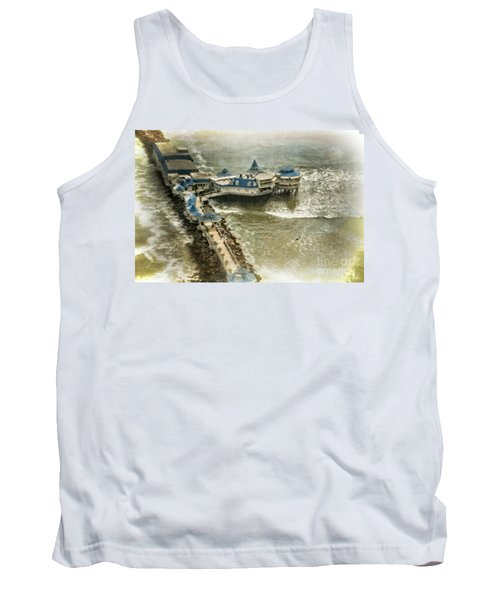 Tank Top featuring the photograph La Rosa Nautica - Peru by Mary Machare