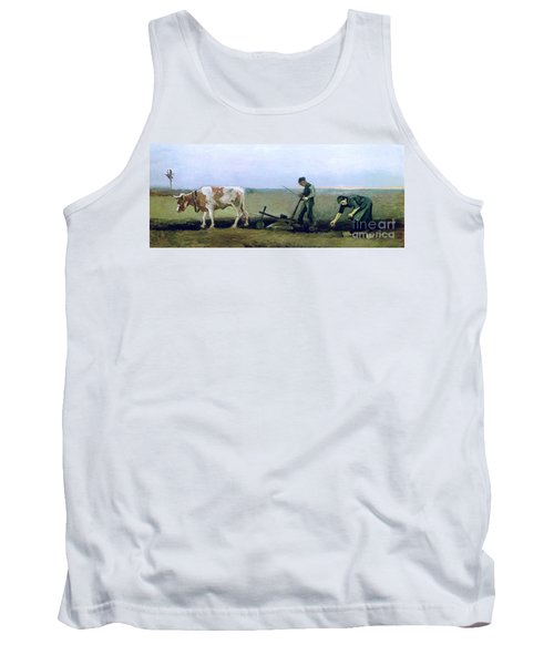 Labourer And Peasant  Tank Top