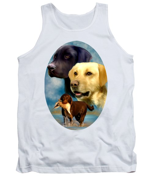 Labrador Retrievers Tank Top